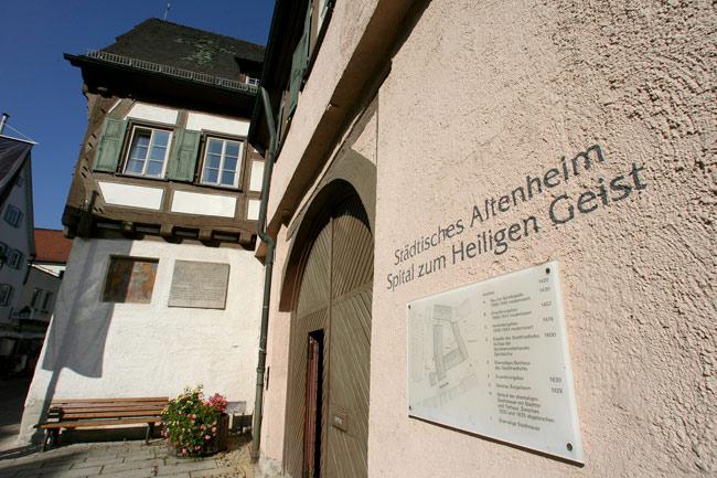 Städtisches Altenheim Spital zum Heiligen Geist