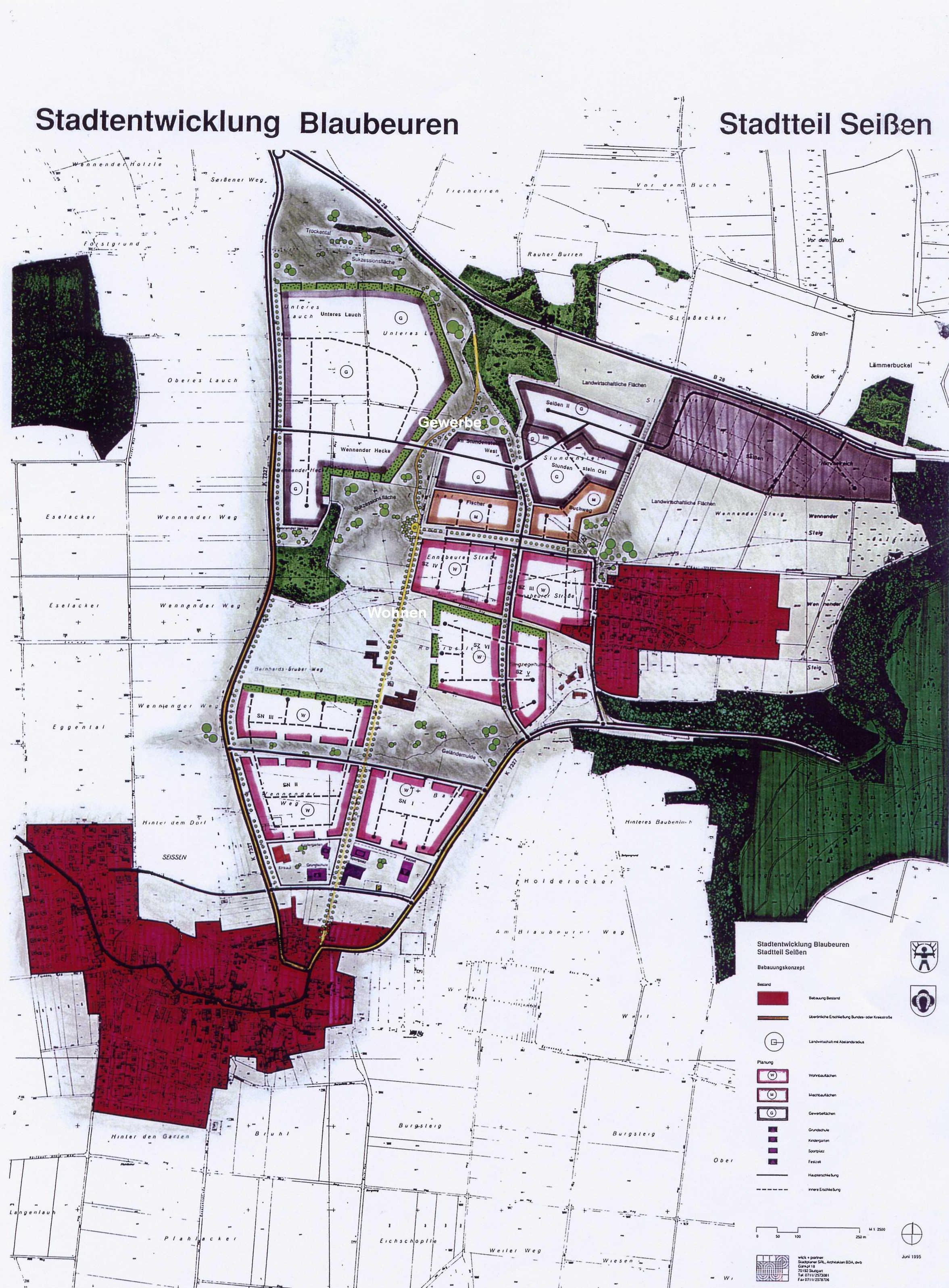 Stadtteilentwicklungsplan Seißen