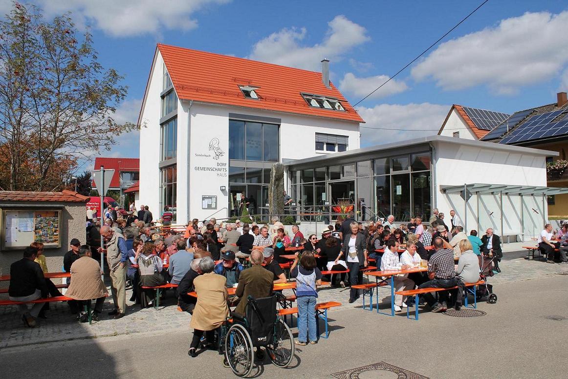 Dorfgemeinschaftshaus Sonderbuch