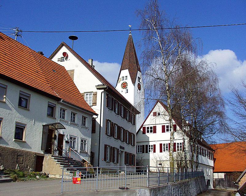 Kirche in Pappelau