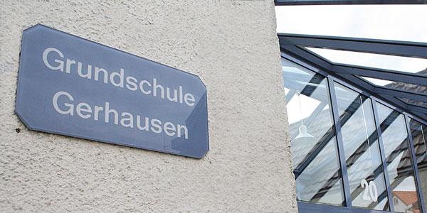 Grundschule in Gerhausen