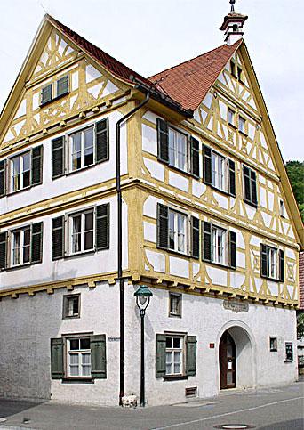 Matthäus-Alber-Haus
