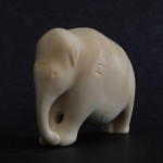 vogelherd . mammut 1931 - nachschnitzung©urmu