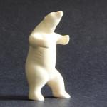 geißenklösterle - bär - nachschnitzung©urmu