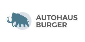 Autohaus Burger Mammut Logo 2020