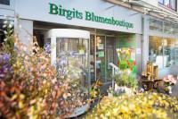 HP Birgits Blumenb. Eingangsbereich