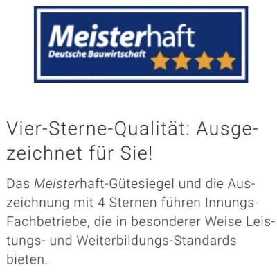 HP Griebel Pfetsch vier Sterne Auszeichnung
