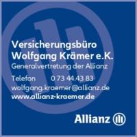 HP Allianz Krämer Logo mit Text