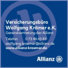 HP Allianz Krämer Logo mit Text