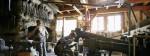 Feueresse und Hammerwerk in der Hammerschmiede