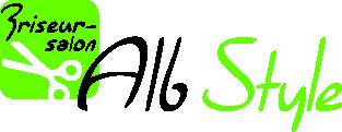 Logo_FriseursalonAlbStyle