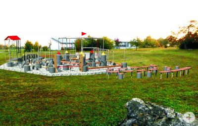 Projekt 2012 Spielturngarten