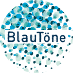 BlauToene Button
