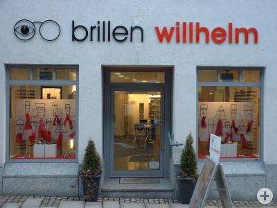 Brillen Willhelm BB