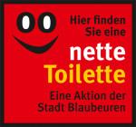 Piktogramm Nette Toilette