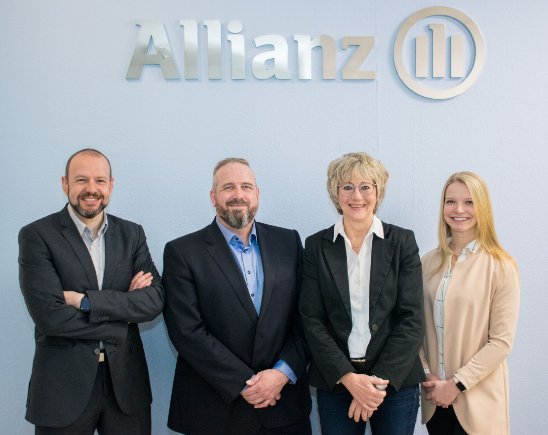 Allinaz Mattheis Teambild