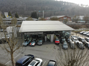 Autohaus Burger Verkaufshaus Audi 2020