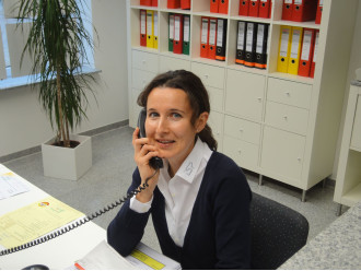 HP Frau Polzer Immo.
