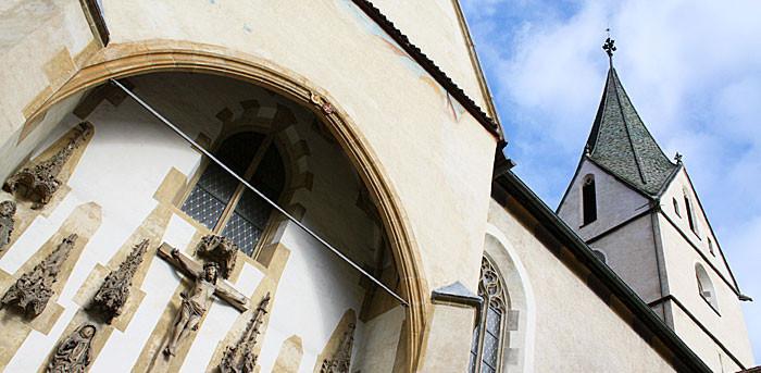 Ansicht Kloster