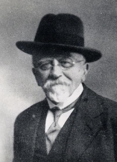 Portrait Wilhelm Dodel