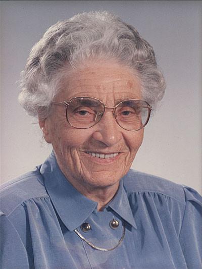 Portrait Babette Gundlach