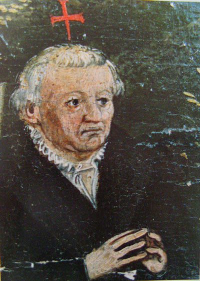 Portrait Matthäus Alber