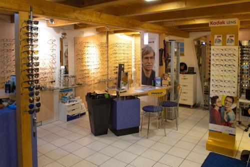 Brillenhäusle Innenraum