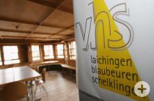 Schulungsraum der Volkshochschule