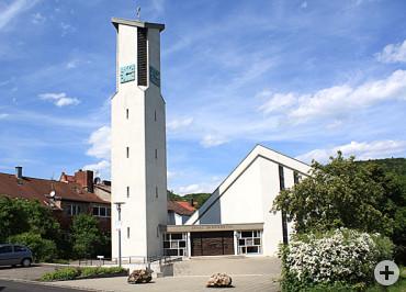 Katholische Filialkirche in Gerhausen