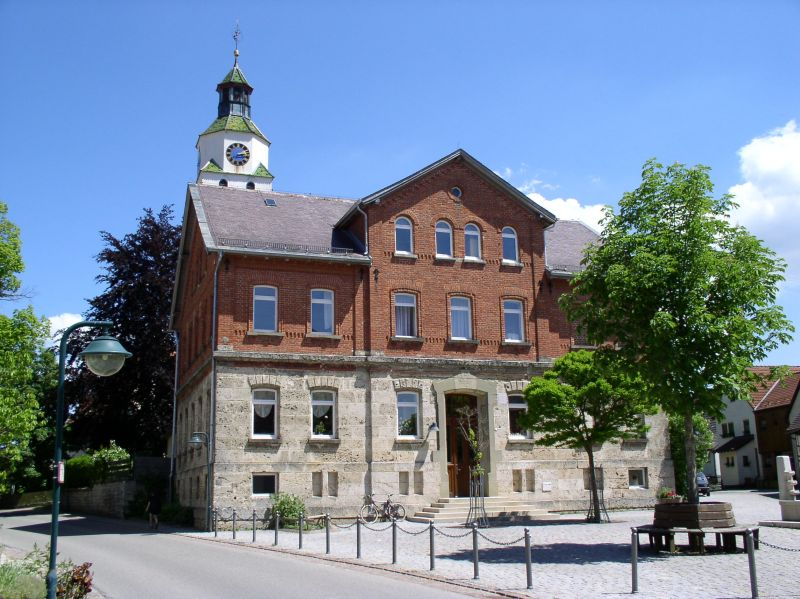 Schulgebäude Seissen