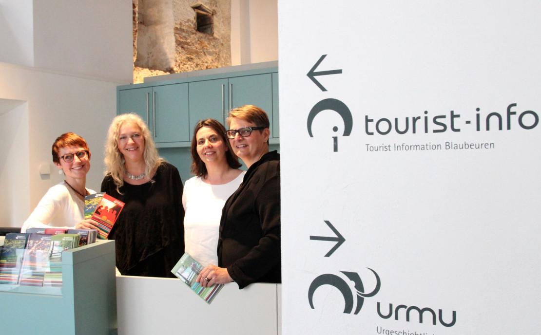 Touristinformation MA